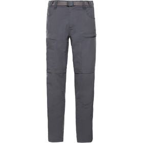 The North Face Paramount Trail Convertible Pants Men asphalt grey